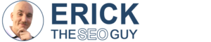 Erick The SEO Guy Logo