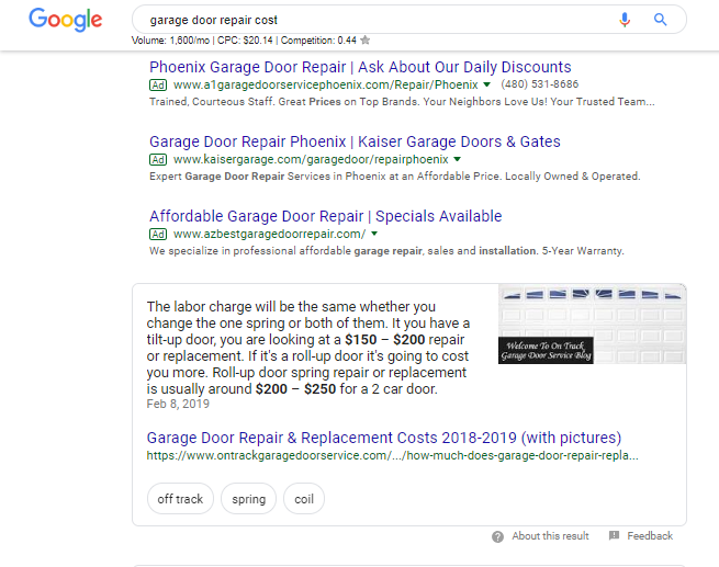 Get Featured Snippets On Google Through SEO