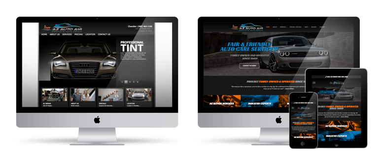 az-auto-air-before-and-after-website-design