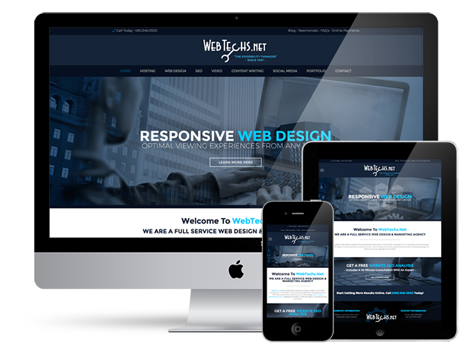 website design phoenix