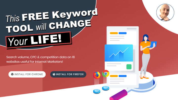 This Free SEO Keyword TOOL with CHANGE your LIFE!
