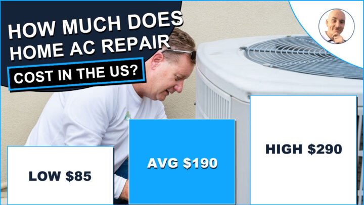 Average Air Conditioning Repair Prices